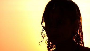 silhouette-of-indian-bride